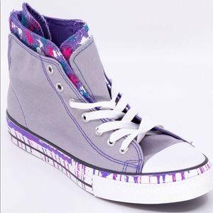 Converse Back Zip Sneaker All Star Chuck Taylor